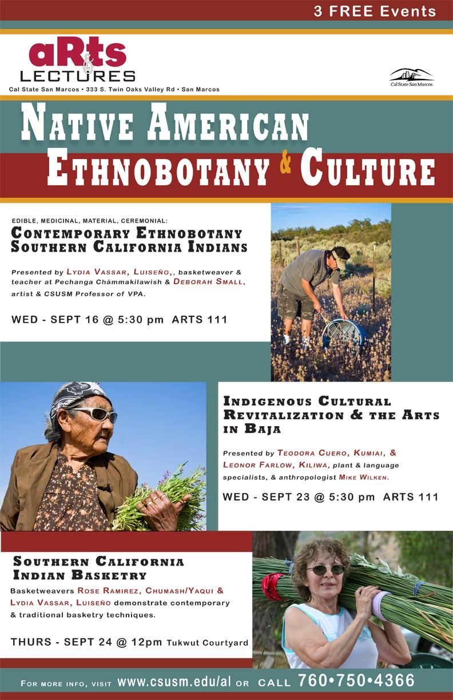 ethnobotany events at CSUSM