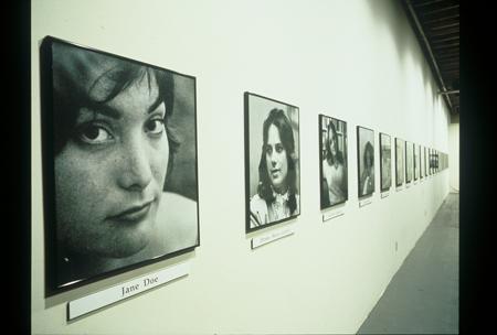 NHI portraits on wall