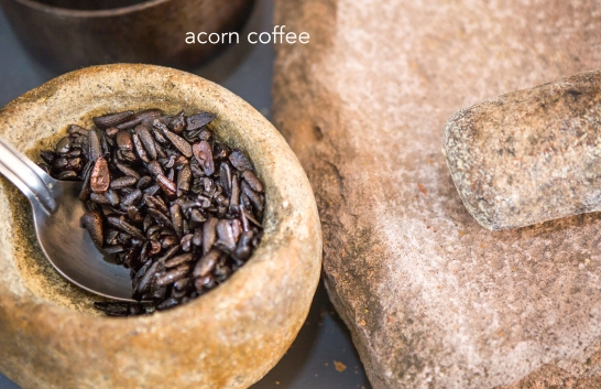 Acorn coffee